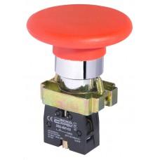 Кнопки управления ХВ2-ВR42 грибок Ø60мм