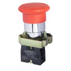 Кнопки управления ХВ2-ВS542 грибок Ø40мм