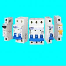 Модульные выключатели