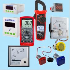 Измерительные приборы, мультиметры